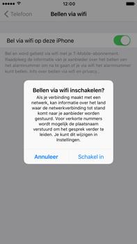 Apple iphone 6 plus met ios 10 model a1524 - Bellen - WiFi Bellen (VoWiFi) - Stap 6