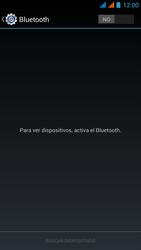 Wiko Stairway - Bluetooth - Conectar dispositivos a través de Bluetooth - Paso 5