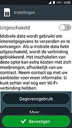 Doro 8035 - Internet - Uitzetten - Stap 8