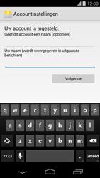 LG D821 Google Nexus 5 - E-mail - e-mail instellen: IMAP (aanbevolen) - Stap 19
