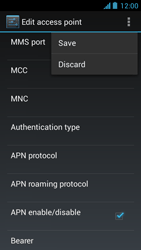 Acer Liquid Z5 - MMS - Manual configuration - Step 15