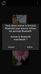 Wiko Rainbow Lite 4G - Photos, vidéos, musique - Envoyer une photo via Bluetooth - Étape 10