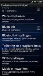 Sony Ericsson Xperia Play - Internet - Aan- of uitzetten - Stap 5