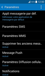 Samsung G355 Galaxy Core 2 - SMS - configuration manuelle - Étape 6