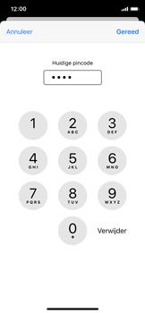 Apple iphone-11-pro-model-a2215 - Beveiliging en ouderlijk toezicht - Hoe wijzig ik mijn SIM PIN-code - Stap 7