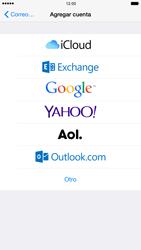Apple iPhone 6 Plus iOS 8 - E-mail - Configurar Outlook.com - Paso 5