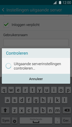 Samsung G800F Galaxy S5 Mini - E-mail - Account instellen (IMAP met SMTP-verificatie) - Stap 15