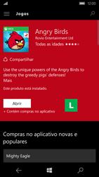 Microsoft Lumia 550 - Aplicativos - Como baixar aplicativos - Etapa 16