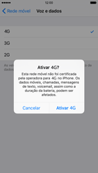 Apple iPhone 6s - Internet no telemóvel - Ativar 4G -  6
