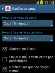 Samsung Galaxy Pocket Neo - Email - Adicionar conta de email -  7