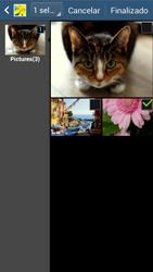 Samsung Galaxy S4 Mini - Mensajería - Escribir y enviar un mensaje multimedia - Paso 19