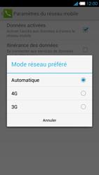 Bouygues Telecom Ultym 4 - Internet et connexion - Activer la 4G - Étape 7