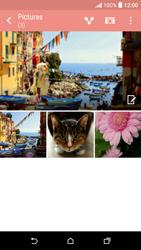 HTC Desire 530 - Photos, vidéos, musique - Envoyer une photo via Bluetooth - Étape 7