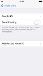 Apple iPhone 5s - iOS 11 - Internet - Disable data roaming - Step 6