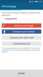 HTC Desire 626 - Premiers pas - Créer un compte - Étape 11