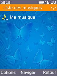 Archos F28 - Photos, vidéos, musique - Ecouter de la musique - Étape 6