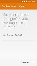 Crosscall Trekker M1 Core - E-mails - Ajouter ou modifier votre compte Outlook - Étape 12