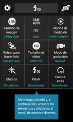 Samsung Galaxy Core Prime - Funciones básicas - Uso de la camára - Paso 5