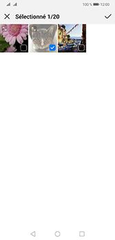 Huawei Mate 20 - E-mail - envoyer un e-mail - Étape 13