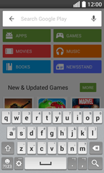 LG L70 - Applications - MyProximus - Step 5