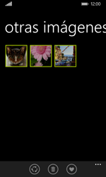 Nokia Lumia 635 - Bluetooth - Transferir archivos a través de Bluetooth - Paso 6
