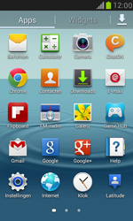 Samsung I8190 Galaxy S III Mini - Netwerk - Handmatig een netwerk selecteren - Stap 3