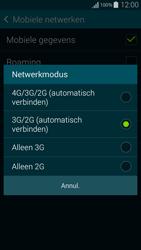 Samsung G850F Galaxy Alpha - 4G instellen  - Toestel instellen voor 4G - Stap 7