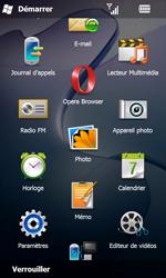 Samsung I8000 Omnia II - SMS - configuration manuelle - Étape 3