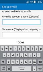 Samsung G357 Galaxy Ace 4 - E-mail - Manual configuration IMAP without SMTP verification - Step 21
