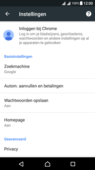 Sony Xperia L1 - Internet - Handmatig instellen - Stap 26