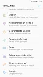 Samsung Galaxy A5 (2017) - Android Nougat - Beveiliging en ouderlijk toezicht - Hoe wijzig ik mijn SIM PIN-code - Stap 4