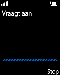 Nokia 108 - Netwerk - Gebruik in het buitenland - Stap 9