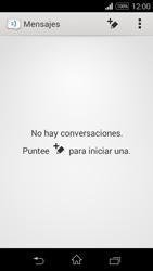 Sony D2203 Xperia E3 - Mensajería - Escribir y enviar un mensaje multimedia - Paso 4