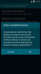 Samsung G900F Galaxy S5 - Réseau - utilisation à l'étranger - Étape 10