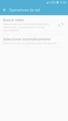 Samsung Galaxy S7 - Red - Seleccionar una red - Paso 7