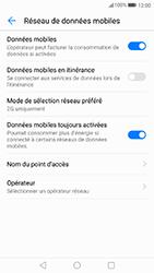 Huawei P10 Lite - Réseau - Changer mode réseau - Étape 7