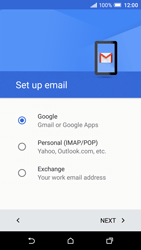 HTC One A9 - Email - 032a. Email wizard - Gmail - Step 9