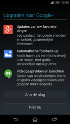 Sony D5803 Xperia Z3 Compact - Applicaties - Account aanmaken - Stap 19
