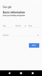 Sony Xperia XA2 - Applications - Create an account - Step 7