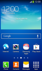 Samsung I8200 Galaxy SIII Mini Lite - Applications - Downloading applications - Step 1