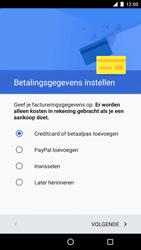 LG Google Nexus 5X (H791F) - Applicaties - Account aanmaken - Stap 17