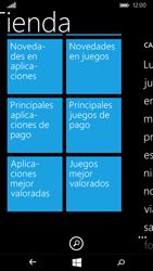 Microsoft Lumia 535 - Aplicaciones - Descargar aplicaciones - Paso 9