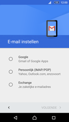 Sony Xperia M5 (E5603) - E-mail - 032a. Email wizard - Gmail - Stap 8