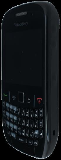BlackBerry 8520 - Premiers pas - Découvrir les touches principales - Étape 6