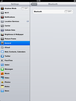 Apple The New iPad - Bluetooth - Pair with another device - Step 5