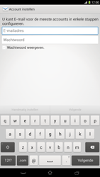 Sony C6833 Xperia Z Ultra LTE - E-mail - handmatig instellen - Stap 5