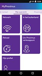 Acer Liquid Zest 4G - Applicaties - MyProximus - Stap 19
