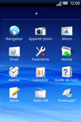 Sony Ericsson Xperia X8 - Mms - Configuration manuelle - Étape 3