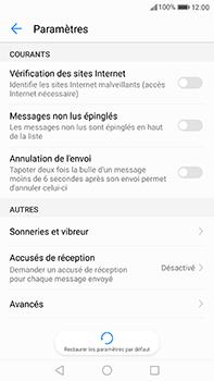 Huawei P10 Plus - SMS - Configuration manuelle - Étape 5