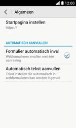 Huawei Ascend Y330 - Internet - handmatig instellen - Stap 22